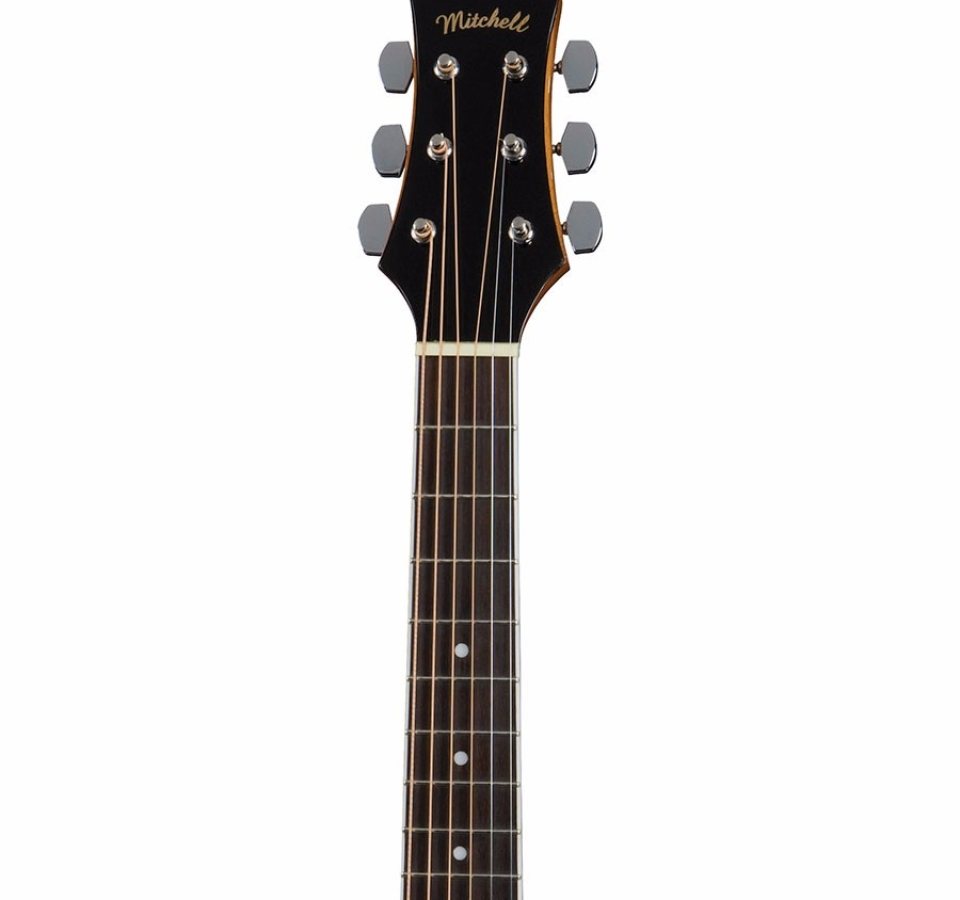 Mitchell-MDJ10-Neck-and-Headstock1